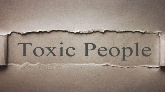 Comment Viter Les Personnes Toxiques