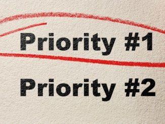 Dfinir Ses Priorits Et Sy Tenir